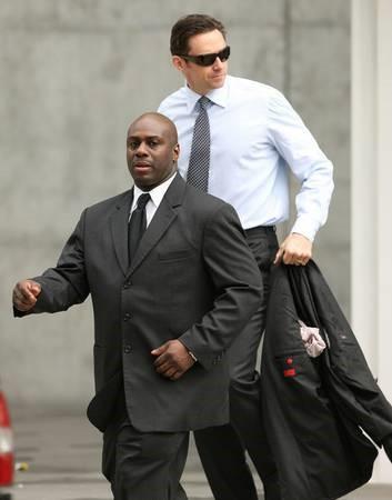 Hiring private security guard
