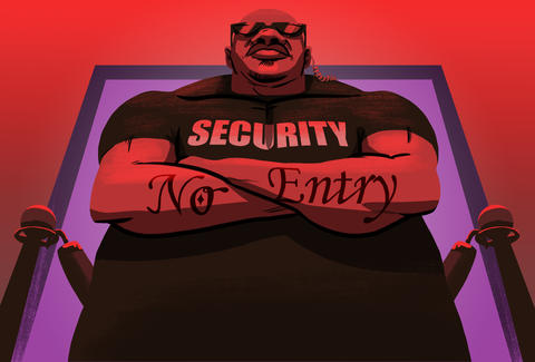 nightclub and bar security services