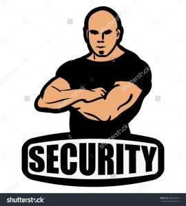 Night club and bar security