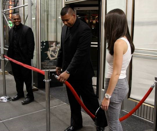 Professional NYC security services
